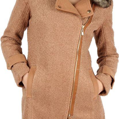Dámský kabát Voyelles vel. S