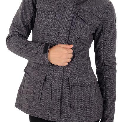 Dámský softshellový lyžařský kabátek Loap vel. M