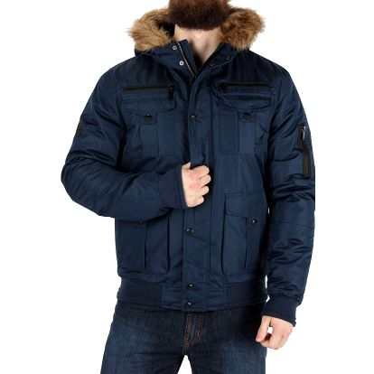 Pánská zimní bunda Kangol vel. M