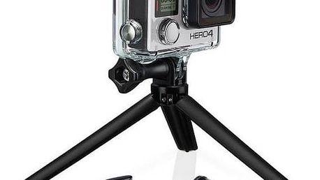 Držák GoPro Tripod Mounts (Držáky na stojan + mini-tripod) (ABQRT-002)