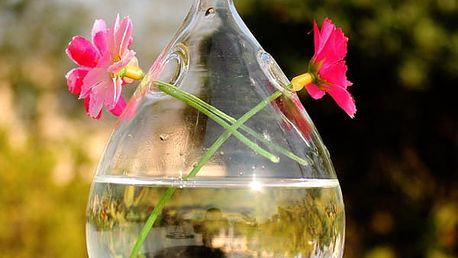Skleněná váza - varianta 4