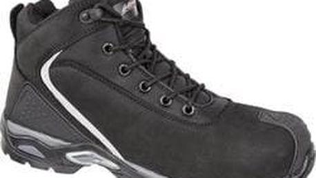 Bezpečnostní pracovní obuv S3 HRO S3 Velikost: 45 Albatros 631690 1 pár