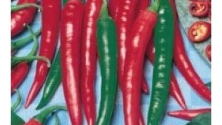 Paprika pálivá Gutera - 50 semen - dodání do 2 dnů