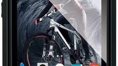 Mobilní telefon Evolveo StrongPhone Q5 (SGP-Q5-B) černý SIM s kreditem T-Mobile 200Kč Twist Online Internet (zdarma)Software F-Secure SAFE 6 měsíců pro 3 zařízení (zdarma) + Doprava zdarma