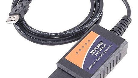 USB autodiagnostika ELM 327 V 1,5 OBD2