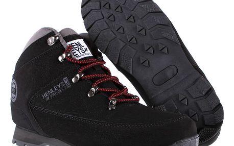 Pánská obuv Henleys Hiker Nubuck vel. EUR 45, UK 11