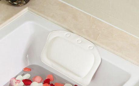 Relaxační polštářek do vany - dodání do 2 dnů