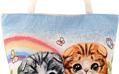 Fashion Icon Dámská taška kočky roztomilé