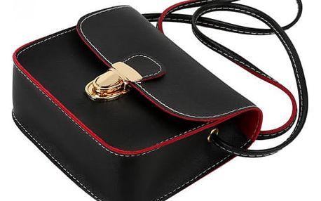 Dámská kabelka v drobném provedení - 12 barev