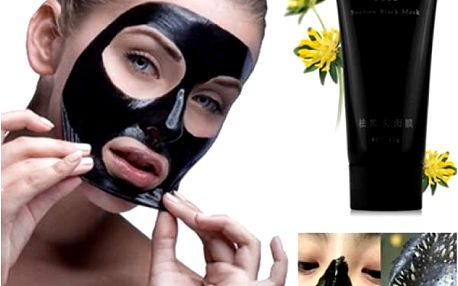 Hloubková čistící maska proti černým tečkám
