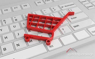 """Vytvoření e-shopu """"na klíč"""" bez měsíčních plateb za pronájem"""