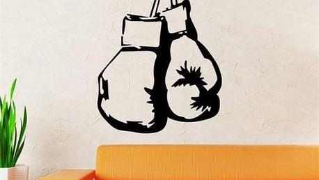 Samolepka na zeď - Boxerské rukavice