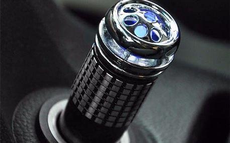 Ionizátor do auta - mix barev