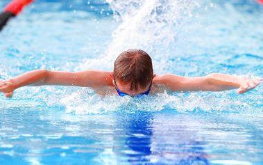 Sportovně-kondiční plavání pro děti od 12 let