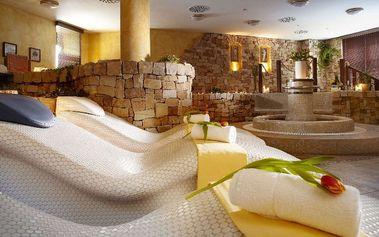 Hotel Spa Bílý Hořec*** s polopenzí a římskými lázněmi