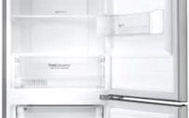 Kombinace chladničky s mrazničkou LG GBB60PZEFS nerez