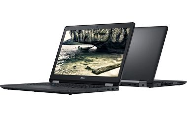 Dell Latitude 15 (E5570), černá - G26K1 + Microsoft Office 365 pro domácnosti - 1 rok v ceně 2299 Kč + Sleva Office