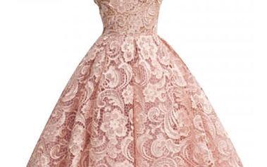 Krajkové šaty bez rukávů - 7 barev