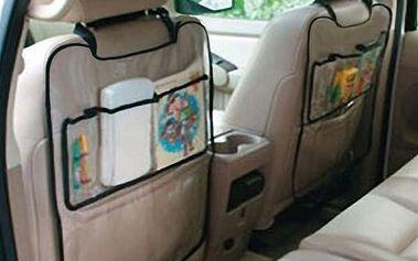 Ochranný potah na sedačku se třemi kapsami