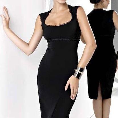 Dámské šaty Kartes, černé