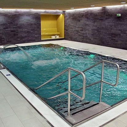 Vysočina: pobyt v Hotelu SKI s wellness a vstupem do fitness až pro 5 osob
