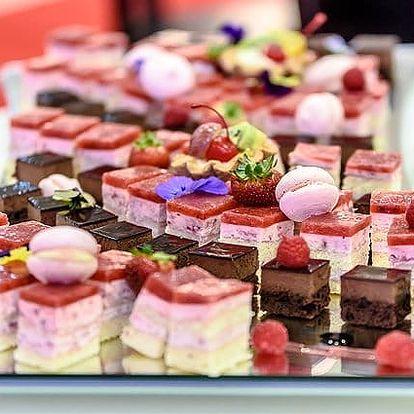 Odpoledne na Prague candy festivalu včetně degustací pro 1 v pražském hotelu Pyramida