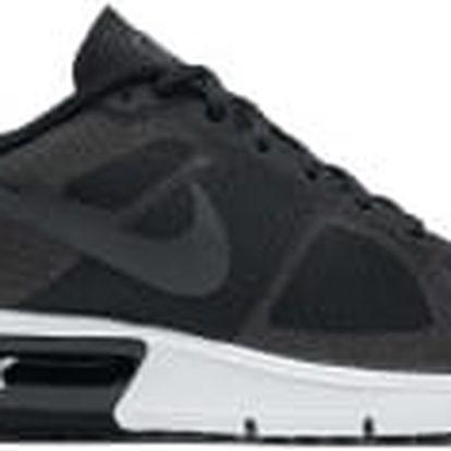 Pánské tenisky Nike AIR MAX SEQUENT 42,5 BLACK/MTLC HEMATITE-WOLF GREY-