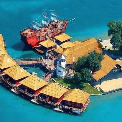 3–4denní pobyt pro 2 osoby v apartmánech Lobster u Aquaparku Senec
