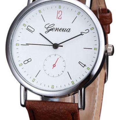 Elegantní hodinky pro ženy v mnoha barvách