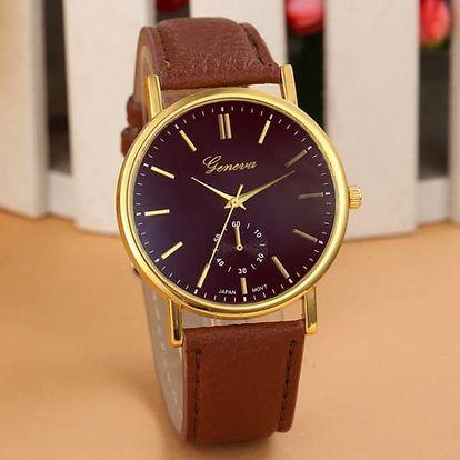 Velmi elegantní dámské hodinky - více barev