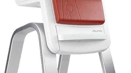 NUNA Jídelní židlička Zaaz – Scarlet