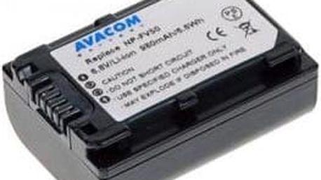 Akumulátor pro video/foto Avacom NP-FV30, NP-FV50 (VISO-FV50-142)