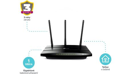 TP-LINK Archer C7 AC1750 WiFi DualBand Gbit Router + Powerbank TP-LINK TL-PBG6700, 6700mAh