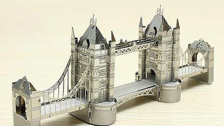 3D puzzle - Tower Bridge - dodání do 2 dnů