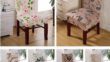 Potah na židli - různé varianty