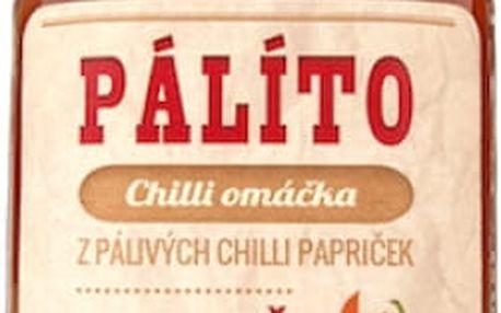 Jiří Kosina Chilli omáčka Pálíto 100 ml