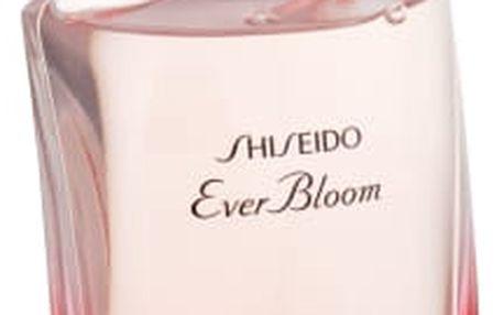 Shiseido Ever Bloom 90 ml parfémovaná voda tester pro ženy