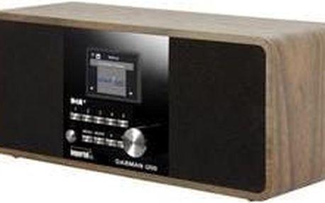 Stolní rádio Imperial Dabman i200 dřevo