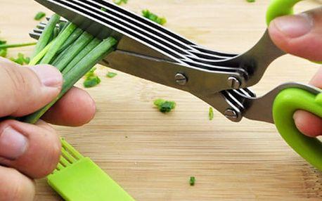 Nůžky na čerstvé bylinky