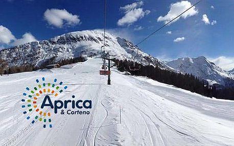 5–6denní Aprica se skipasem (Itálie) | Hotel Posta*** | Doprava, ubytování, polopenze a skipas v ceně!