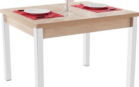 Výsuvný stůl timo 120 az, 120/75/80 cm
