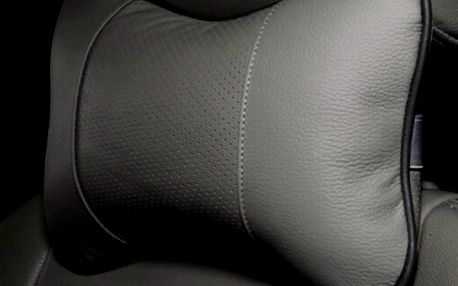 Pohodlný polštářek pro příjemnou jízdu autem