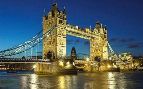 5denní zájezd Británie – poznávací Londýn a Windsor
