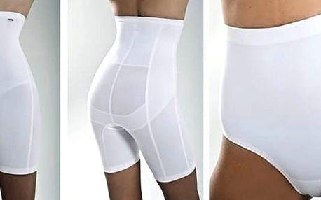Luxusní stahovací a tvarující prádlo - kalhotky s nohavičkou, stahovací a modelující tanga a pevné stahovací kalhotky. Kalhotky jsou vyrobeny z jemného materiálu, který na sobě ani necítíte, nikde netlačí ani neškrábe. Skryjte drobné nedokonalosti a necht