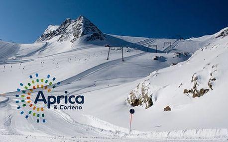 5denní Aprica se skipasem! Hotel Urri*** – doprava + polopenze + skipas v ceně!