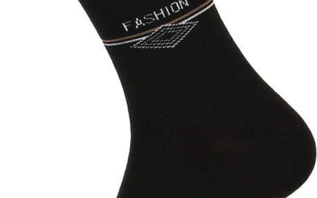 Pánské ponožky fashion tmavě modrá