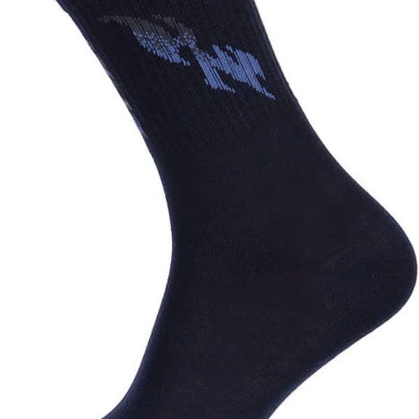Pánské sportovní ponožky černá4