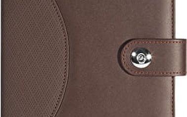 WEDO obal pro tablety mini Universal, hnědý 7,9''-8,3'' - 58708007 + Belkin iPad/tablet stylus, stříbrný