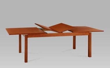 Jídelní rozkládací stůl T-4600 TR2 180+88x100 cm - třešeň