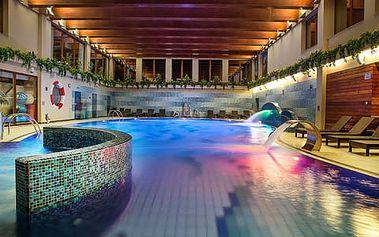 Wellness Hotel Diplomat **** v Rajeckých Teplicích s polopenzí